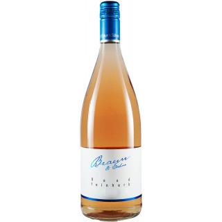 2019 Rosé feinherb 1L - Weingut Erich Braun & Söhne