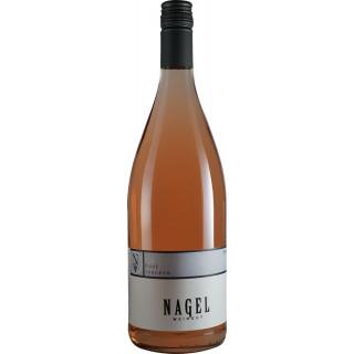 2019 Rosé QbA 1L - Weingut Nagel