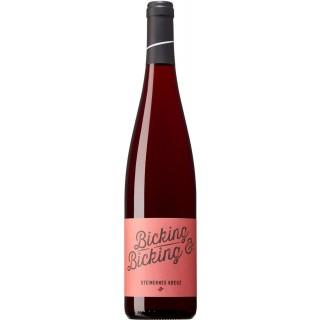 2014 Steinerne Kreuz Cuvée Rotwein trocken - Weingut Bicking und Bicking