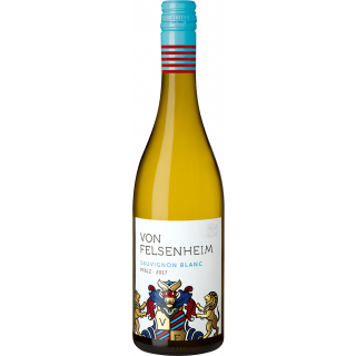 2017 Von Flesenheim Sauvignon Blanc trocken - Vier Jahreszeiten