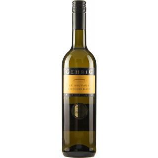 2018 LE SAUVAGE Sauvignon Blanc QbA trocken - Weingut Gehrig