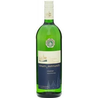 2017 Rivaner halbtrocken - Vinum Autmundis - Odenwälder Winzergenossenschaft