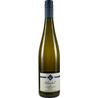 2019 Chardonnay Classic QbA halbtrocken BIO - Weingut Klaus und Judith Wendel