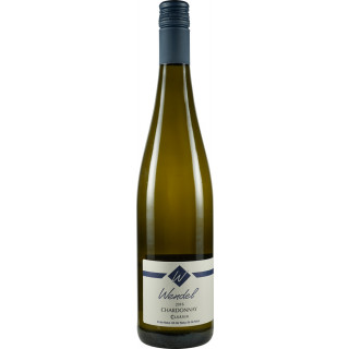 2020 Chardonnay feinherb Bio - Weingut Klaus und Judith Wendel