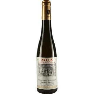 1989 - Nusswingert Riesling Eiswein 0,375 L - Weingut Josef Milz