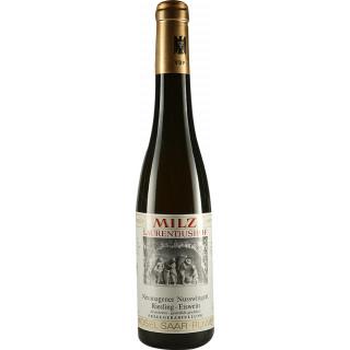 1989 Nusswingert Riesling Eiswein lieblich 0,375 L - Weingut Josef Milz