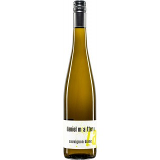 2020 Sauvignon Blanc trocken - Weingut Daniel Mattern