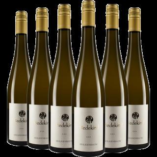 2016 Niersteiner Roter Hang Riesling Heiligenbaum Spätlese trocken BIO - Weingut Wedekind