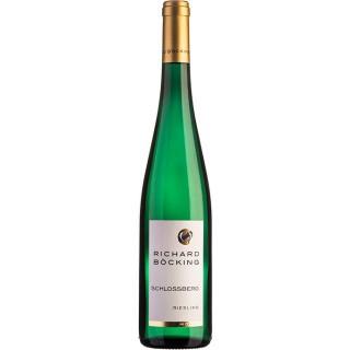 2017 Trarbacher Schlossberg Riesling halbtrocken - Weingut Richard Böcking