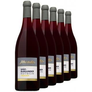 """2019 """"Das besondere Fass"""" Spätburgunder QbA trocken (6 Flaschen) - Affentaler Winzer"""