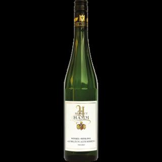 2017 Hamm Winkel Riesling Alte Reben - Weingut Hamm