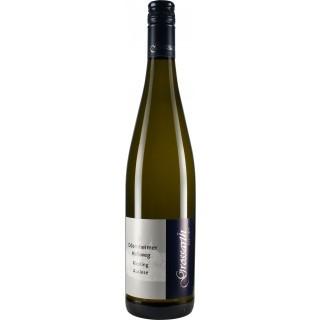 2015 Odernheimer Heßweg Riesling Auslese edelsüß - Weingut Grossarth