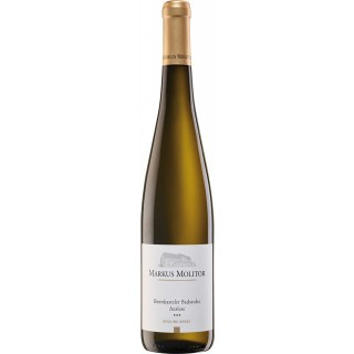 2017 Bernkasteler Badstube Riesling Auslese*** goldene Kapsel edelsüß 0,375 L - Weingut Markus Molitor