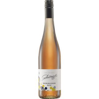 """2018 Spätburgunder Rosé Kabinett """"Léger"""" trocken - Wein- und Sektgut Schweigler"""