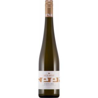2018 Riesling vom Kalkstein trocken - Weingut Seehof
