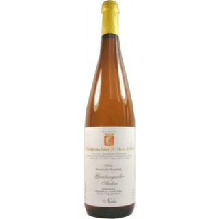 2007 Grauburgunder Auslese edelsüß süß Kreuznacher Rosenberg Nahe Weißwein - Weingut Mees