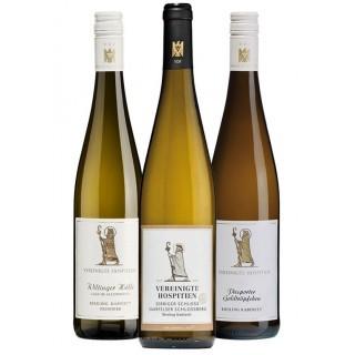 Riesling Kabinett Paket - Weingut Vereinigte Hospitien
