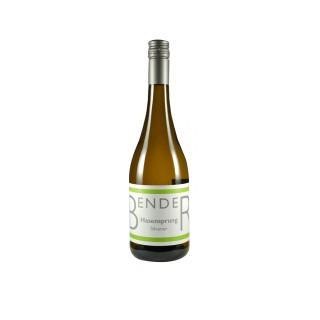 2015 Hasensprung Silvaner halbtrocken - Weingut Manfred Bender