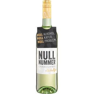 NULLNUMMER alkoholfreier Chardonnay - Weinkellerei Einig-Zenzen