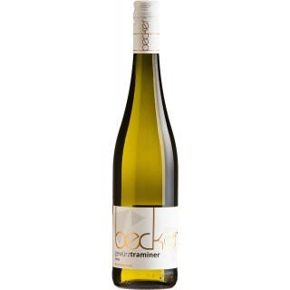 2020 Gewürztraminer süß - Weingut Becker