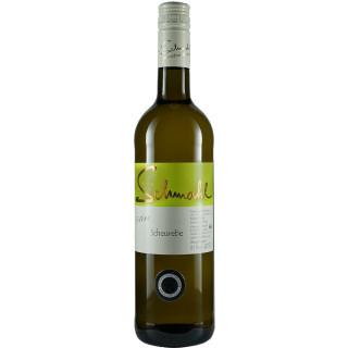 2020 Scheurebe lieblich - Weingut Schmahl