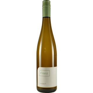 2019 Riesling KABINETT süß - Weingut Franz