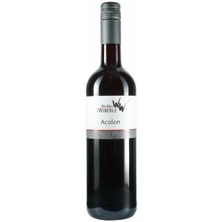 2018 Acolon halbtrocken - WeinGut Weiberle