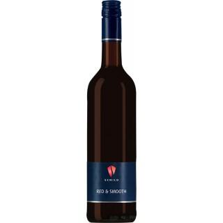 2018 Red & Sweet Rotwein süß 1,0 L - Weinhaus Schild & Sohn