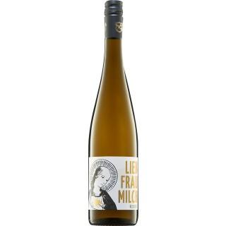 2018 Liebfraumilch Reloaded feinherb - Weingut Klostermühlenhof - Familie Ruzycki