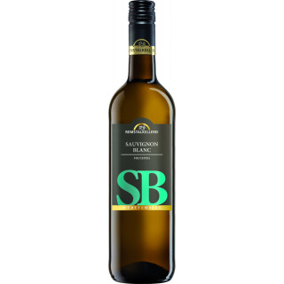 2018 Sauvignon Blanc QbA halbtrocken - Remstalkellerei