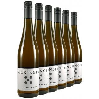 Blanc de Noir Paket - Weingut Seckinger