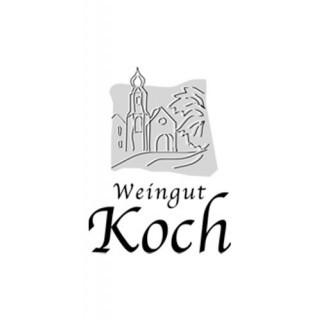 2016 Kallstadter Kobnert Silvaner halbtrocken 1L - Weingut Koch