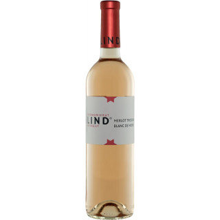 2020 Merlot Blanc de Noirs   Mandelpfad trocken Bio - Weingut Ökonomierat Lind