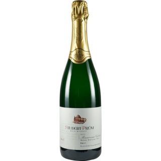 2018 Maximiner Cabinet Riesling-Sekt Winzersekt brut - Weingut Studert-Prüm