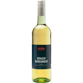 2018 Zeuterner Himmelreich Grauer Burgunder QbA Trocken - Weingut Hafner