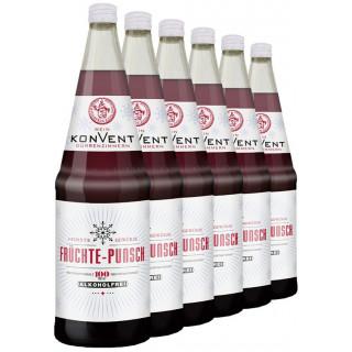 Alkoholfreies Punsch-Paket (1L) - Weinkonvent Dürrenzimmern eG