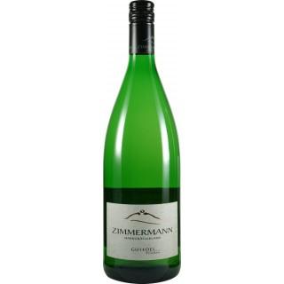 2016 Gutedel trocken 1L - Weingut Zimmermann