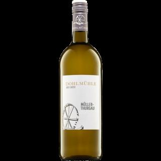 2019 Müller-Thurgau QbA lieblich 1L - Weingut Dohlmühle