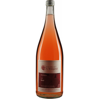2018 Rosé QbA 0,75L - Weingut Waigand