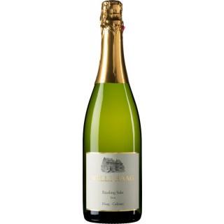 2018 Willi Haag Sekt brut -Klassische Flaschengärung - Weingut Willi Haag