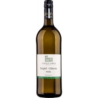 2020 Weißer Glühwein vom Turm 1,0 L - Weingut Burghof Oswald