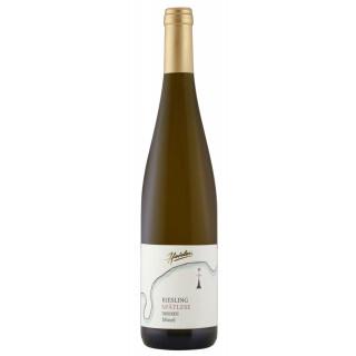 2014 Lieserer Schlossberg Riesling Spätlese Trocken - Weingut Heiden