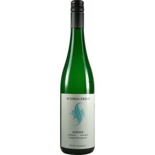 2015 Kerner Korber Steingrüble Kabinett trocken BIO - Weingut Schmalzried