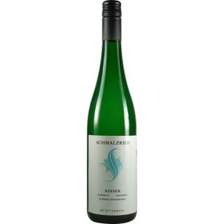 2015 Kerner Korber Steingrüble Kabinett trocken - Weingut Schmalzried