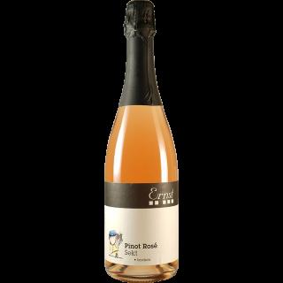 Rosé Sekt trocken - Weingut Ernst
