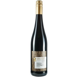 2018 Merlot & Cabernet Sauvignon trocken - Weingut Zehnthof Kruger