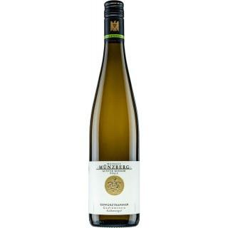 2015 Godramstein Gewürztraminer Kalkmergel VDP.ORTSWEIN trocken - Weingut Münzberg