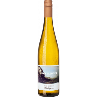 2016 Zwei Brüder Riesling trocken - Weingut Schwedhelm
