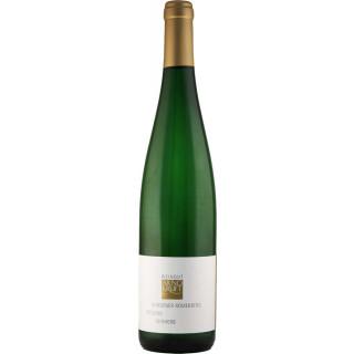 2018 Riesling feinherb - Weingut Arno Kruft