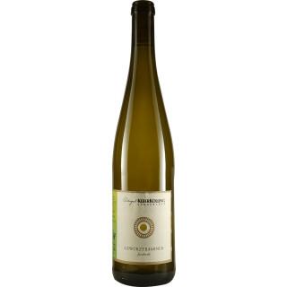 2019 Gewürztraminer feinherb BIO - Weingut Keber Kolling